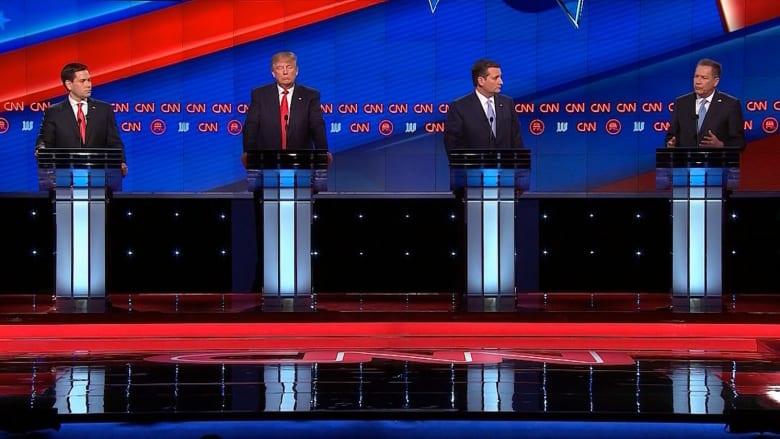 بالفيديو: مرشحو الرئاسة الأمريكية يتبارون على حب إسرائيل