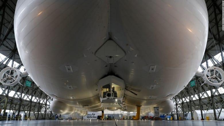 هل هذه أكبر طائرة في العالم جاهزة للانطلاق؟