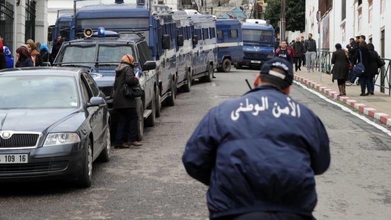 """الأمن الجزائري يعلن القضاء على """"إرهابي"""" كان يخطط لتفجير نفسه"""