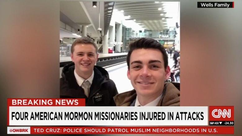 بالفيديو: أمريكي ينجو من تفجير ماراثون بوسطن وهجمات بروكسل