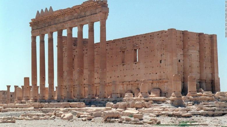 المدير العام للآثار والمتاحف السورية لـCNN: سنعيد بناء المعابد المدمرة في تدمر كرسالة للإرهاب في العالم