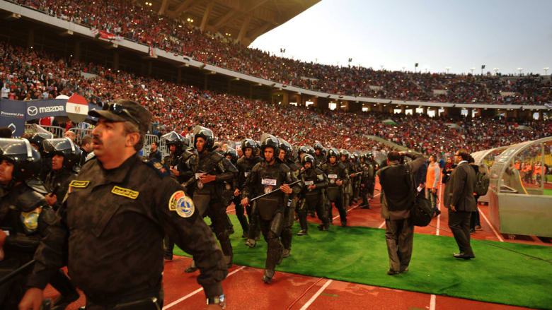 مصر تهزم نيجيريا وتقترب من الوصول إلى الغابون