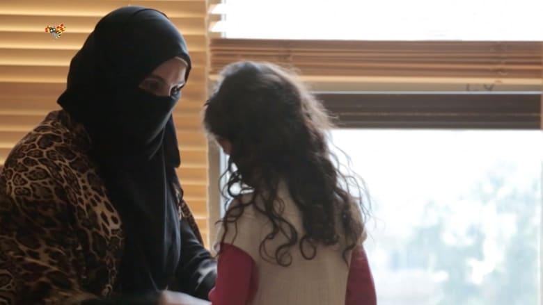 زوجة البغدادي السابقة: كان إنساناً رائعاً ومثالياً بمعاملة الأطفال ولم أكن أحبه
