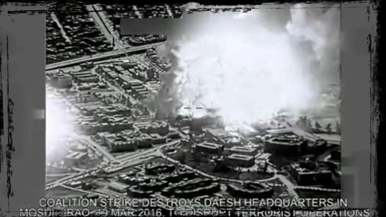 """الولايات المتحدة تستهدف """"القدرة الكيميائية"""" لتنظيم """"داعش"""".. وتضعها على رأس الأولويات"""