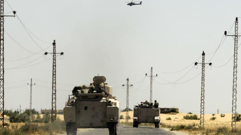 """شبكتنا تكشف الخبر أولا: أمريكا تبحث سحب قواتها من سيناء خوفا من تهديد """"داعش"""""""