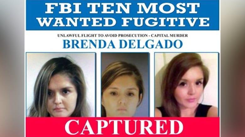 السلطات المكسيكية تقبض على امرأة تتصدر المطلوبين للعدالة بلائحة الـ FBI