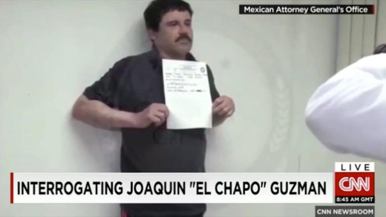 """محام مكسيكي يصف تاجرالمخدرات """"إلتشابو"""": كان يملك السجن وفر منه بحماية الحراس"""