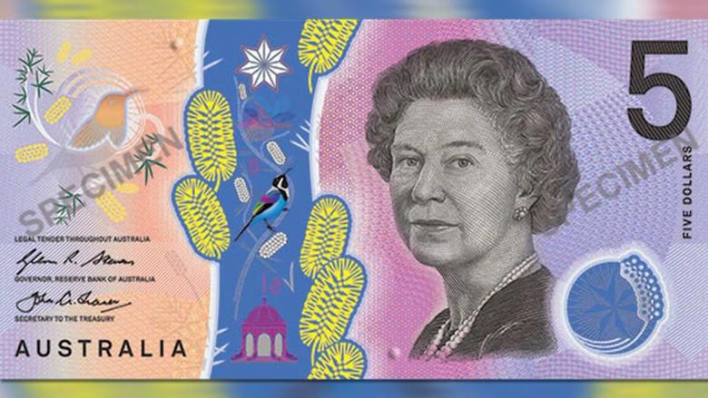 أستراليا تحصل على ورقة نقدية جديدة من فئة 5 دولارات.. وامتعاض على مواقع التواصل الاجتماعي
