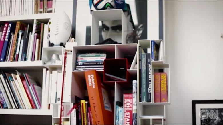 """المعماري الإيطالي المشهور فابيو نوفمبر يكشف عن """"الأرواح"""" المؤثرة به"""