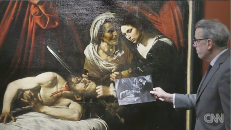 """عائلة تكتشف لوحة بـ""""الصدفة"""" بعد تسريب بمنزلهم قد تباع بـ136 مليون دولار!"""
