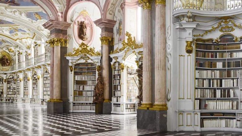 تعرف إلى أفخم وأجمل المكتبات في العالم