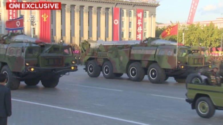 بالفيديو: مسؤول من كوريا الشمالية يرد على تصريحات ترامب وسياسة أمريكا النووية
