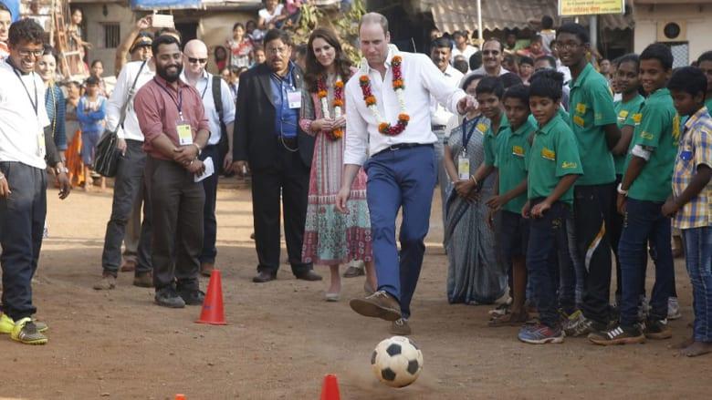 هكذا أمضى ويليام وكاثرين رحلتهما في الهند وبوتان