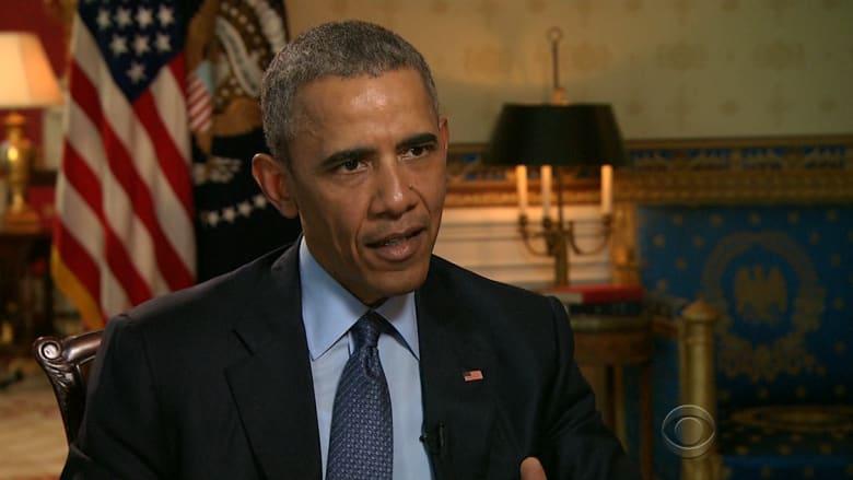 شاهد.. أوباما يحذر من القضايا التي ستنهال على أمريكا إن سُمح بمقاضاة السعودية