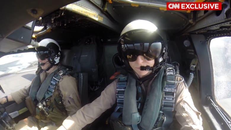 حصرياً: نساء البحرية الأمريكية في بحر الخليج يتجهزن لضرب داعش في الموصل
