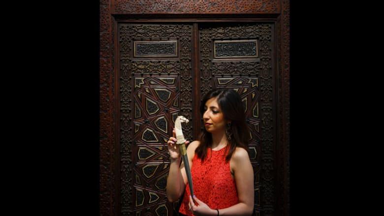 معرض سوثبيز في لندن لفنون الشرق الأوسط