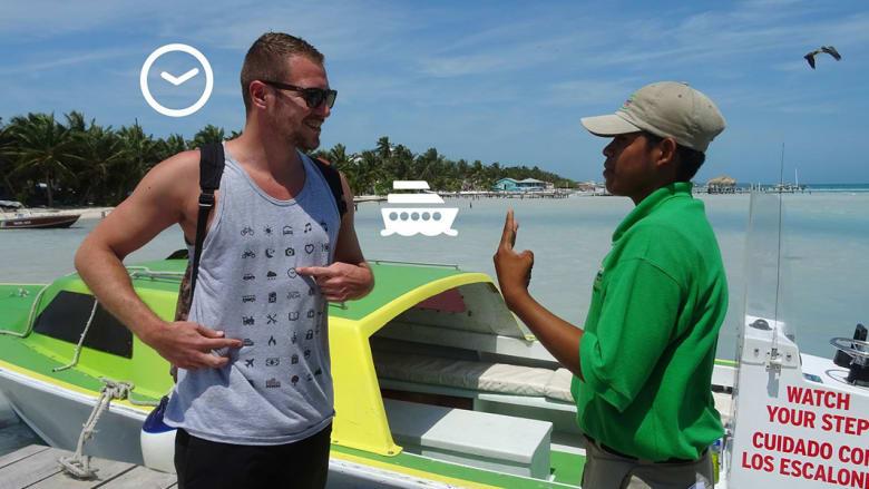 هذا القميص يمكنه التحدث بجميع اللغات من حول العالم