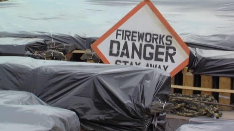 """بالفيديو: سرقة ربع طن متفجرات من على متن قطار في أمريكا.. ومخاوف من """"الأيدي الخطأ"""""""
