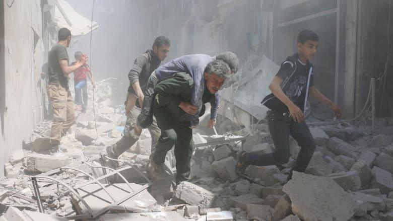"""النظام السوري يعلن تطبيق """"نظام تهدئة"""" في دمشق والغوطة الشرقية وريف اللاذقية"""