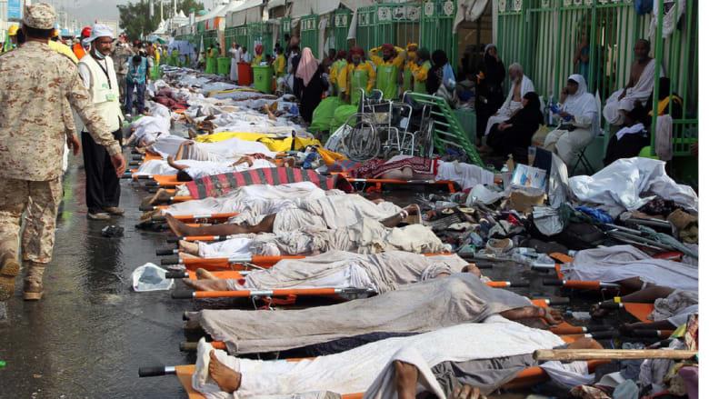 """خطيب الجمعة في طهران متهما السعودية بـ""""التآمر"""": لا نريد الحج بـ""""الذل وانعدام الأمن"""""""