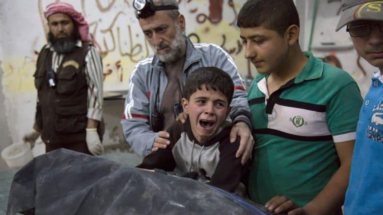 """كيري يلتقي وزيري خارجية السعودية والأردن في جنيف لبحث """"وقف الأعمال العدائية"""" في سوريا"""