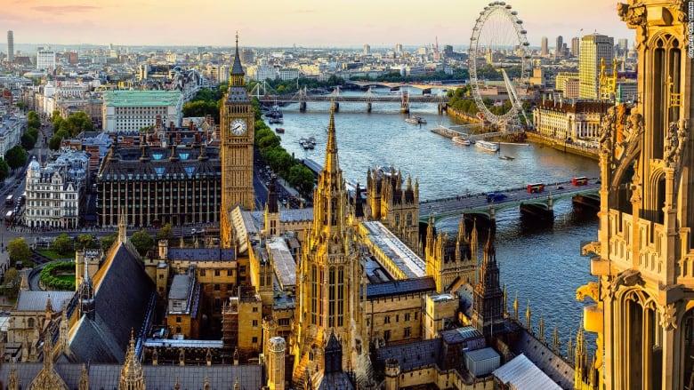لا تغادر بريطانيا قبل مشاهدة هذه الأماكن (الجزء الأول)