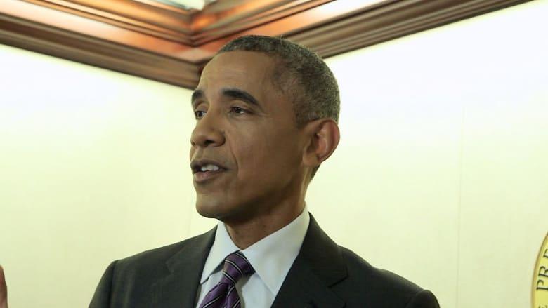 أوباما لـCNN عن تضرر مروحية خلال عملية قتل بن لادن: لم تكن بداية مثالية