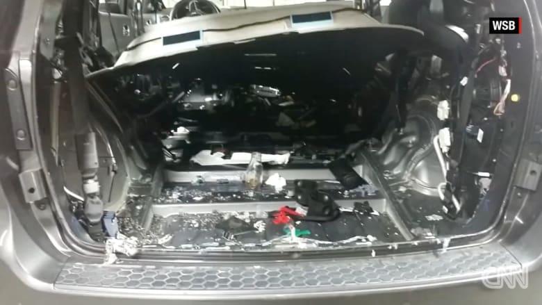 جرذ في سيارة يسبب أضراراً بقيمة 30 ألف دولار