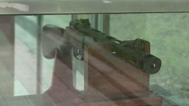 شاهد.. بندقية مؤسس كوريا الشمالية في معرض للذخائر في بيونغ يانغ