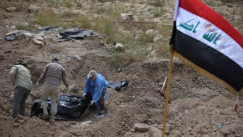 مبعوث الأمم المتحدة للعراق يكشف عدد القبور الجماعية التي حفرها داعش وكشفت للآن