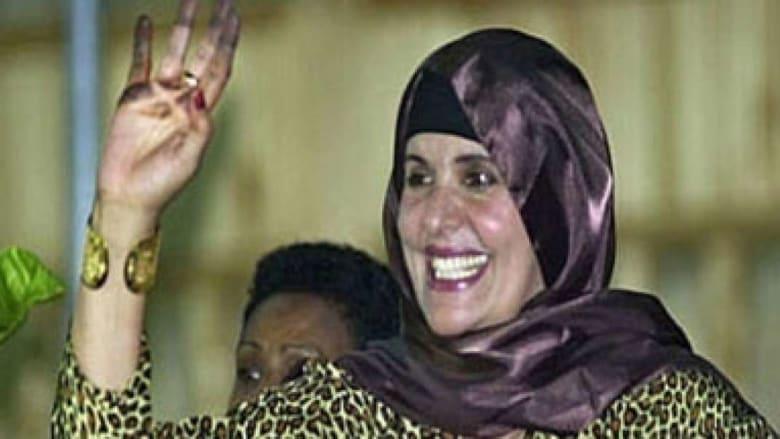 هل تلّبي أرملة القذافي صفية فركاش دعوة قبيلتها وتعود إلى ليبيا ؟
