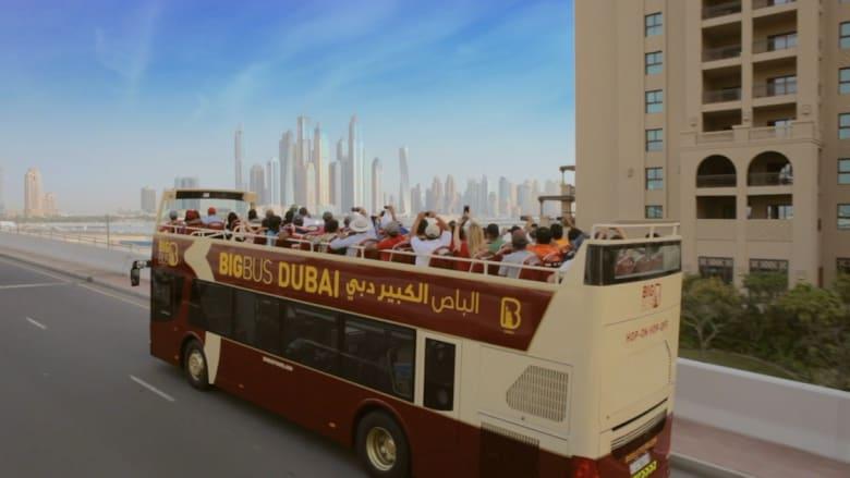 كيف تشاهد كل المعالم السياحية في مدينة ما؟ هذه الحافلات فرصتك الثمينة