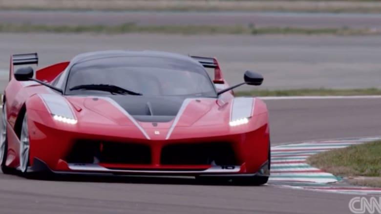 """بالفيديو: تسعة أشياء لم تعرفها عن سيارة """"فيراري"""""""