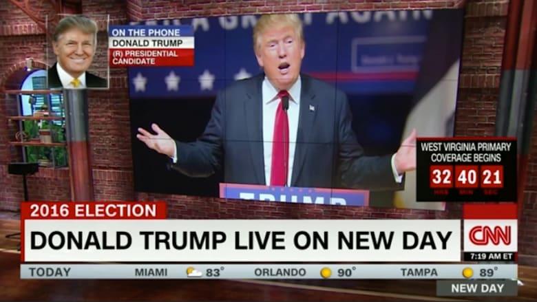بالفيديو.. دونالد ترامب يتحدث عن سداد ديون أمريكا: نحن نطبع العملة