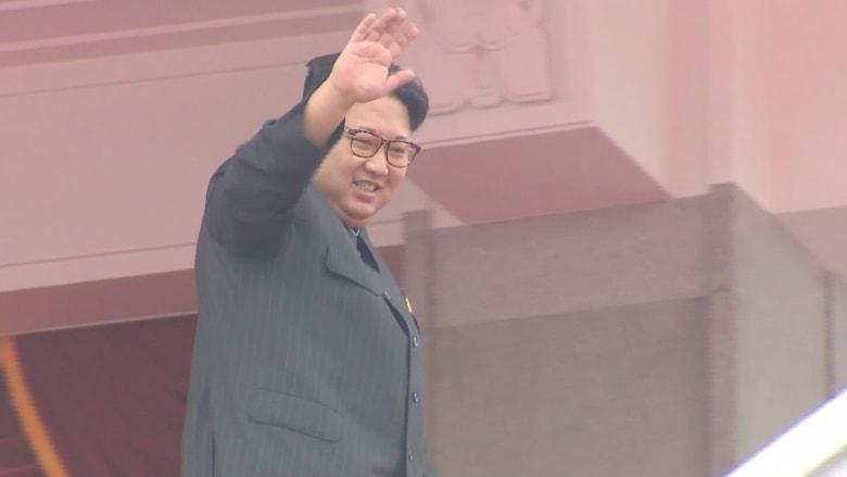 """بكاميرا CNN: احتفالات ضخمة في كوريا الشمالية بختام مؤتمر للحزب الحاكم بحضور """"الزعيم"""""""