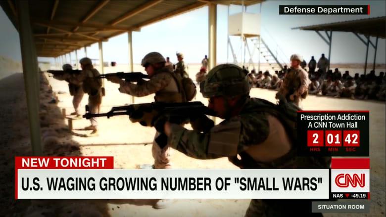 بالفيديو: تحديات أمام الرئيس الأمريكي الجديد.. استلام المنصب والتزامات بعدة حروب صغيرة
