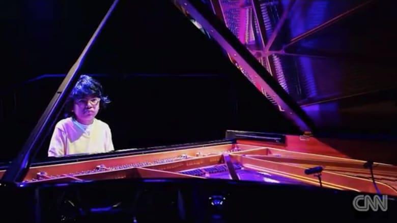 جوي ألكسندر: معجزة الجاز في الثانية عشرة من عمره