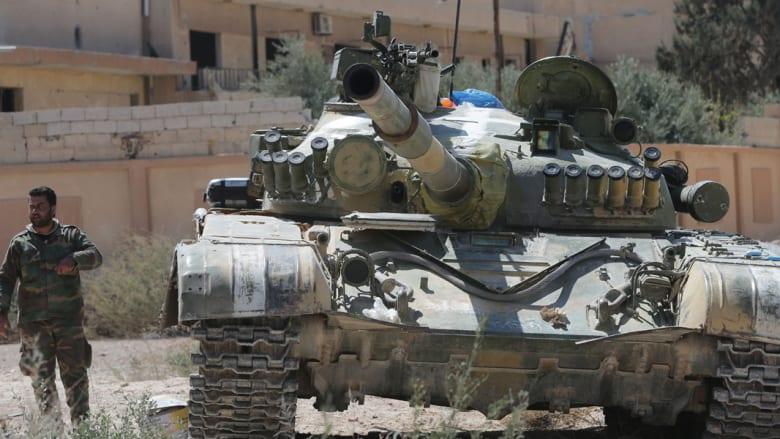 المرصد السوري: مقتل 20 من جيش النظام و6 من داعش في اشتباكات حول مستشفى الأسد في دير الزور