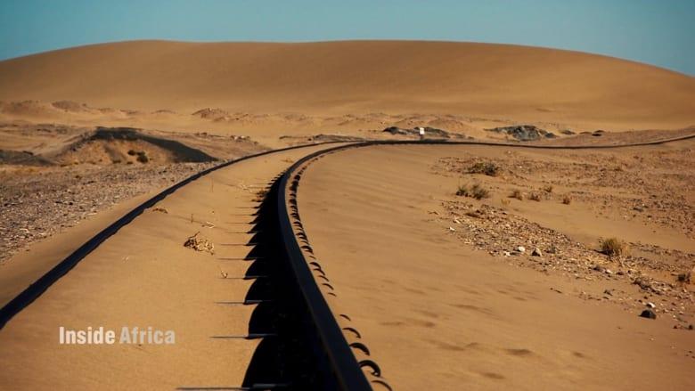 """من داخل """"الأرض المحرمة"""" في ناميبيا"""