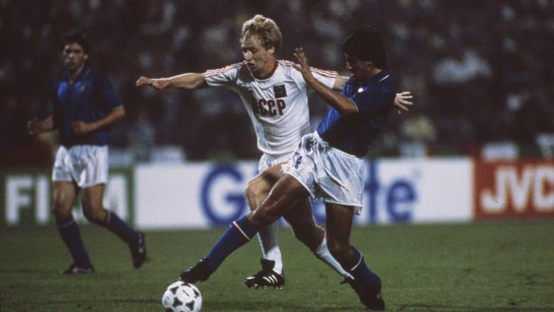 حكاية اليورو: نسخة عام 1988 تكتسي بألوان الطواحين الهولندية