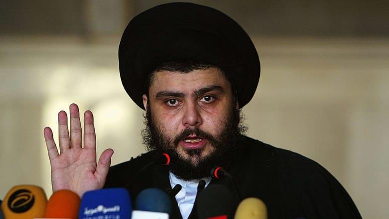 مقتدى الصدر بتغريدة للشعب العراقي: التفجيرات دليل على عجز الحكومة عن حمايتكم