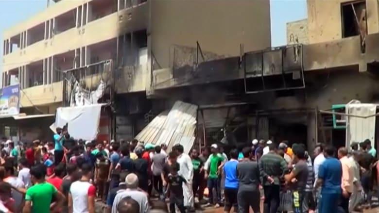 بالفيديو: داعش يعود بسلسلة هجمات انتحارية جديدة في العراق