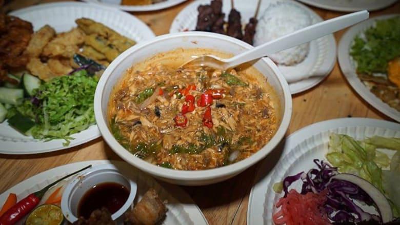 ما هي المأكولات الأكثر شهرة في الشارع العالمي حالياً؟