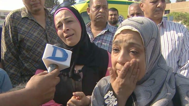 بالفيديو: أسر ضحايا طائرة مصر للطيران يتحدثون عن ألم فقدان أحبائهم