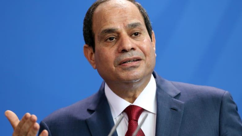 بالفيديو.. السيسي: غواصة تصل لعمق 3 آلاف متر تحركت لموقع الطائرة المصرية.. وكل الافتراضات محتملة
