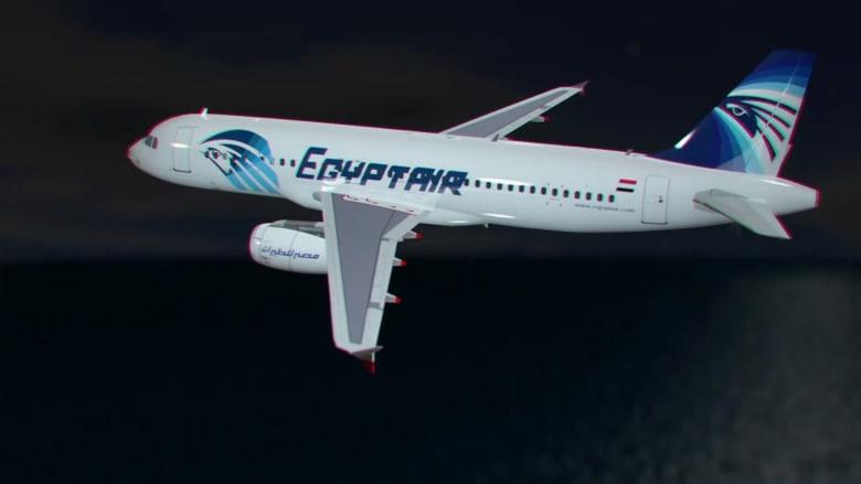 بالفيديو: اللحظات الأخيرة للطائرة المصرية.. وإلى ماذا يشير الحجم الصغير لأشلاء الضحايا؟