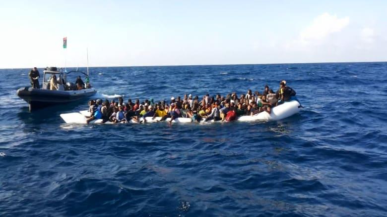 عدسة CNN في ليبيا تكشف: مهاجرون يهربون من داعش ليجدوا عناصره على قواربهم لأوروبا