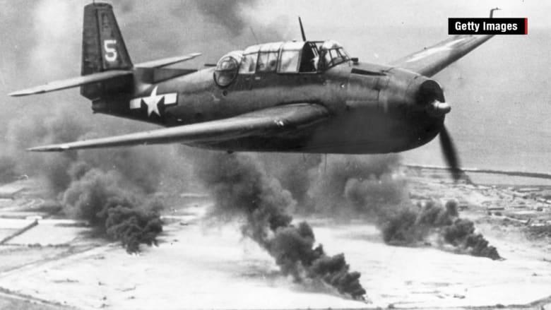 بالفيديو: العثور على طائرة من الحرب العالمية الثانية