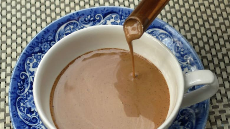 البامية والباذنجان وحليب الجاموس والحلزون..تخيّل طعم هذه المكونات
