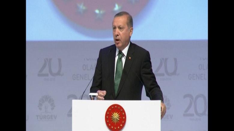 أردوغان للأسر المسلمة: تجنبوا وسائل منع الحمل.. لا أحد يمكنه التدخل في عمل الله